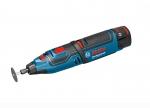 Аккумуляторный многофункциональный инструмент Bosch GRO 10,8 V-LI (L-BOXX)