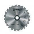 Диск пильный DeWalt DT1158