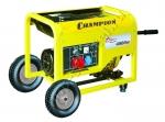 Генератор CHAMPION DG6000E-3(220/380 5,5/6Квт) дизель