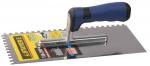 Гладилка зубчатая STAYER 6x6мм двухком.ручка 0805-06