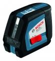 Лазерный нивелир Bosch GLL 2-50 0601063100