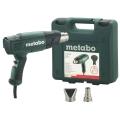 Термопистолет Metabo H16-500 (кейс, 2 насадки)
