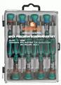 Набор отверток для точной механики 50 мм шлиц 1.0-3.0 и крест PH#0.00-1, 8 предметов