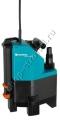Насос Gardena 13000 AquaSensor Comfort дренажный для грязной воды