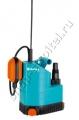 Насос Gardena 7000 Classic дренажный для чистой воды 01780-29.000.00