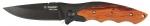 Нож ЗУБР складной 47711