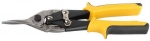 Ножницы по металлу STAYER 240мм прямые