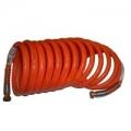 Шланг спиральный GAV SRB 10-8 ПВХ (байонет) 8х10 10м