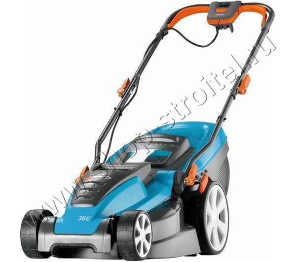 Увеличенная фотография Электрическая газонокосилка Gardena PowerMax 36 E