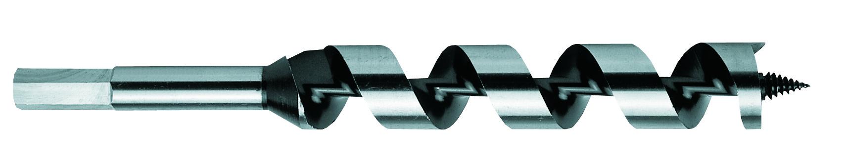Увеличенная фотография Сверло спиральное 10x235