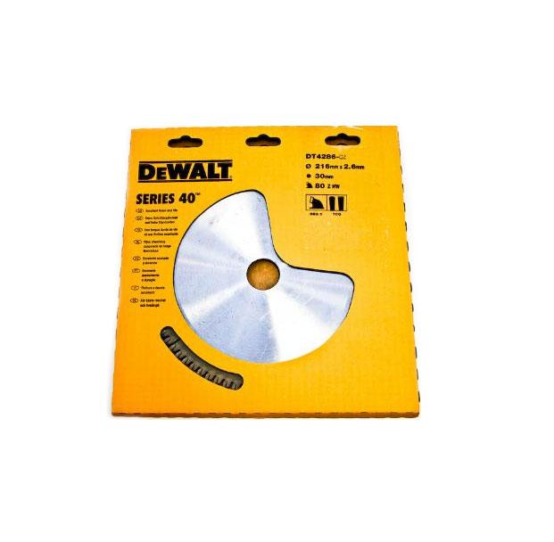 Увеличенная фотография Диск пильный DeWalt DT4286