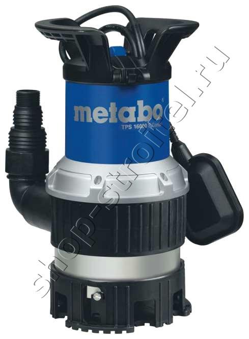 Увеличенная фотография Metabo TPS 16000 S Combi
