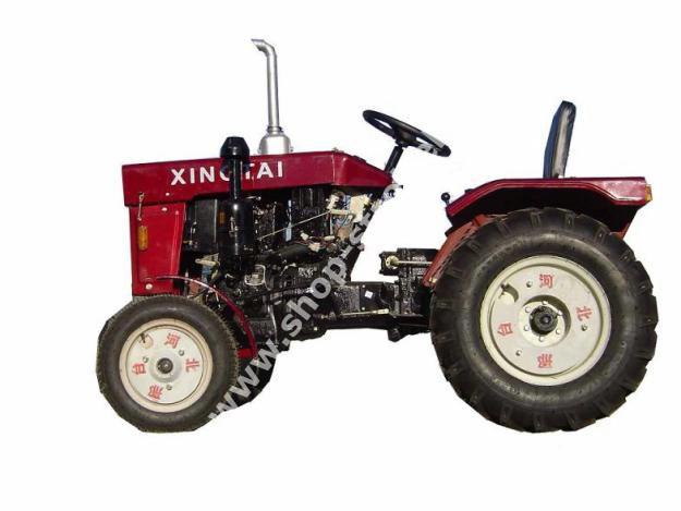 Увеличенная фотография Тракторы