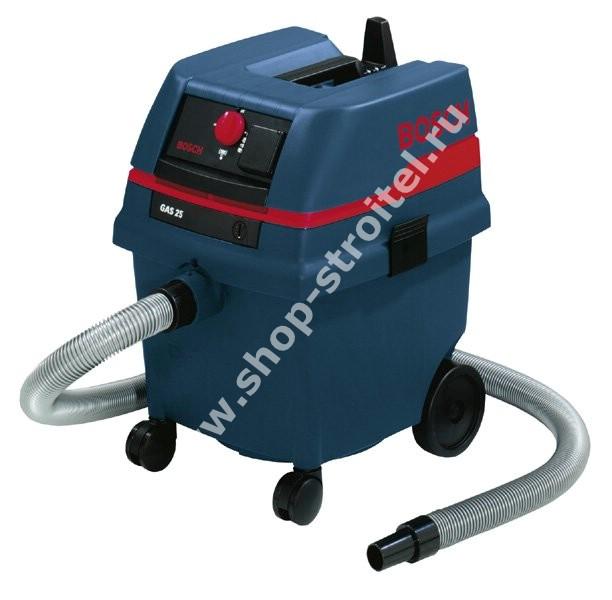 Увеличенная фотография Промышленный пылесос Bosch GAS 25