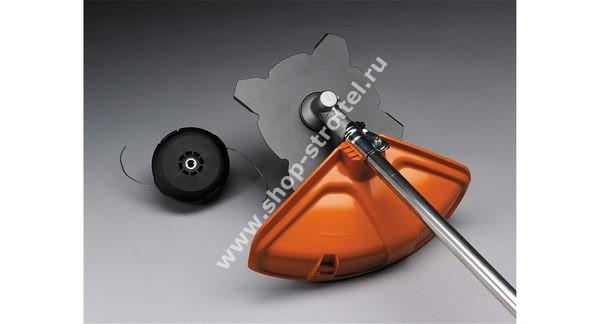 Увеличенная фотография Триммер бензиновый Husqvarna 128 R (0,8кВт/1,1лс)
