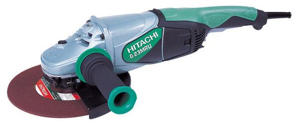 Увеличенная фотография Угловая шлифмашина Hitachi G23MRU